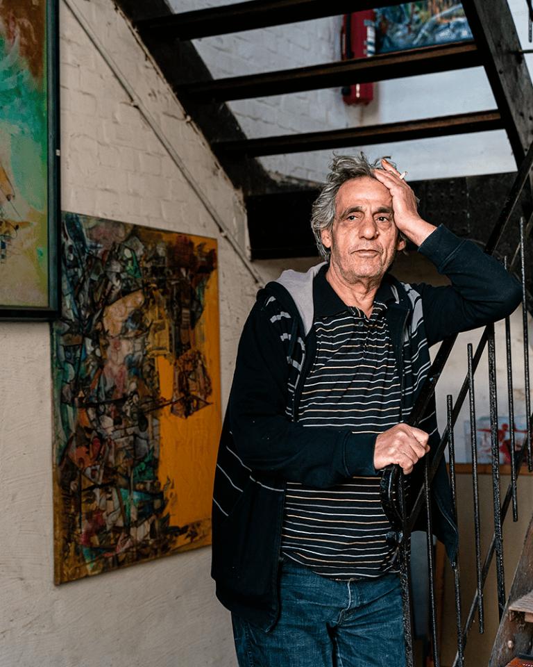 Jarallah Ghaidan (Künstler)