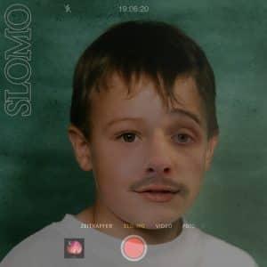 """Cover von der ersten Single """"Slomo"""" vom Debutalbum """"PLANET X"""" von Tim O.K."""
